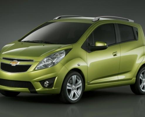 Inchiriere Chevrolet Spark