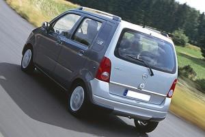 Inchiriere Opel Agila de la 5.99€/zi