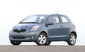 Inchiriere Toyota Yaris